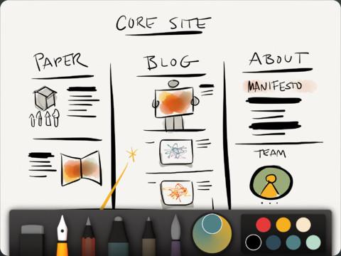 Paper, Paper for ipad, Paper app