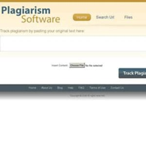 plagiarismsoftware, Plagiarism Software