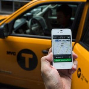 uber, Uber app
