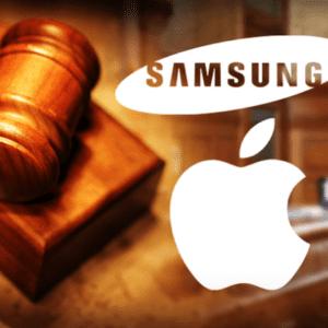 agressive litigation, apple vs samsung