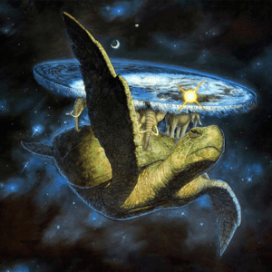 cosmic turtle, Geoterrapinism Theory