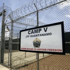 Camp Delta, Camp Delta prison