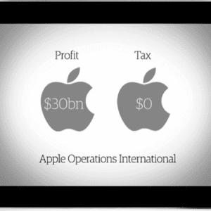 tax evasion, Excessive Tax Avoidance, apple operations international