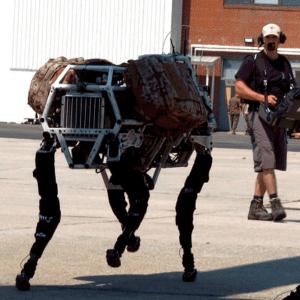 big dog robot, War Robots