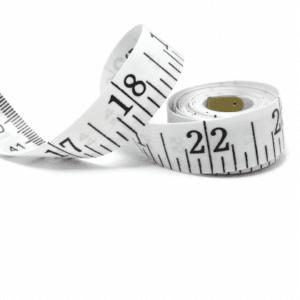 diet honesty, inch tape