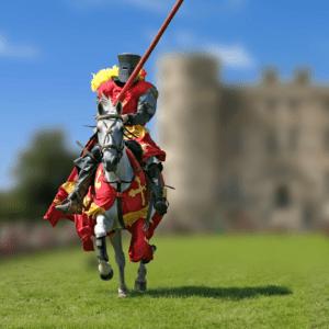 knight cheval, Keyword memory