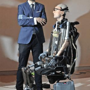 rex bionic, Bionic Humans