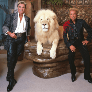 siegfried, roy, Siegfried and Roy