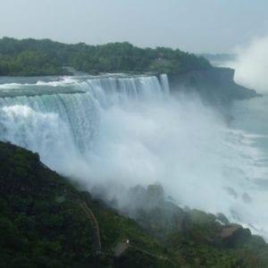Inga Falls in Kinshasa, Inga Falls, largest waterfall