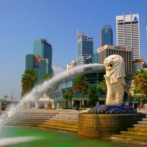 Singapore, Singapore city