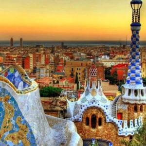 Barcelona, Barcelona city