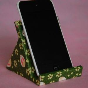 Washi Paper Phone Stand