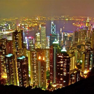 Hong Kong, Hong Kong city