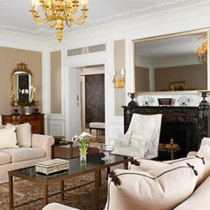 Presidential Suite, St. Regis New York