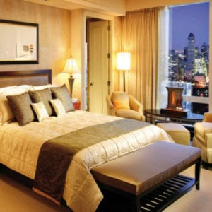 Presidential Suite, Mandarin Oriental, New York