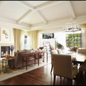 Presidential Bungalow, Beverly Hills Hotel