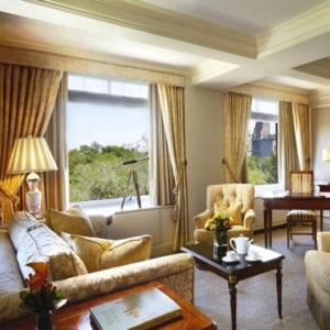 Royal Suite, Ritz-Carlton New York