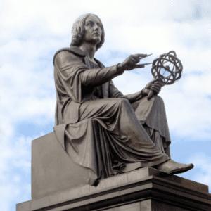 Copernicus, Heliocentrism