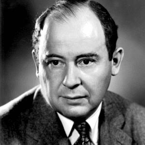 von neumann, John von Neumann