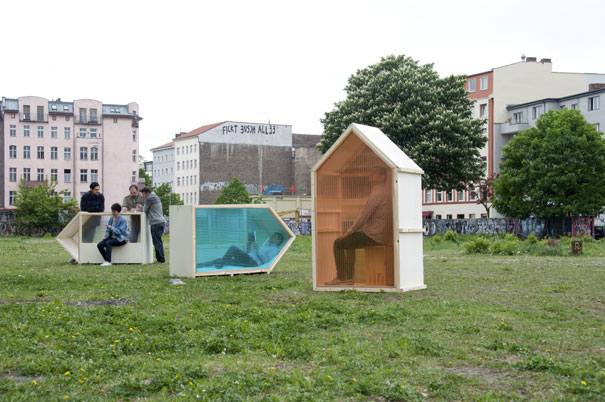 1sq Meter House in Germany, 1sq Meter House, World's Smallest 1sq Meter House, Germany, World's Smallest house