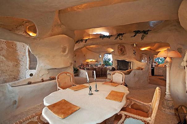 Flintstones Inspired Home in the USA