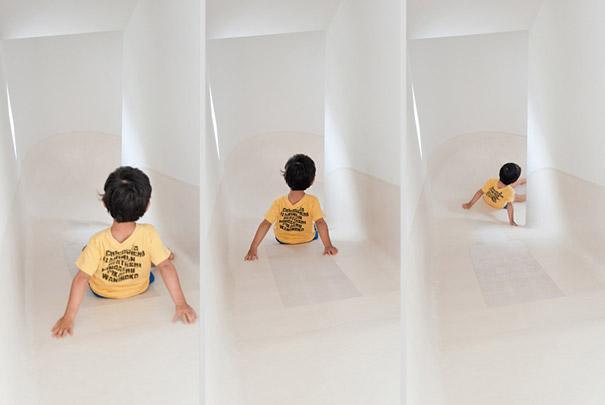 Slide house, Slide house in japan