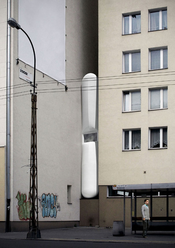 World's slimmest house, slimmest house, slimmest house in the world