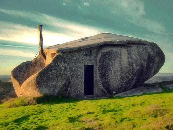 Stone House,Portugal