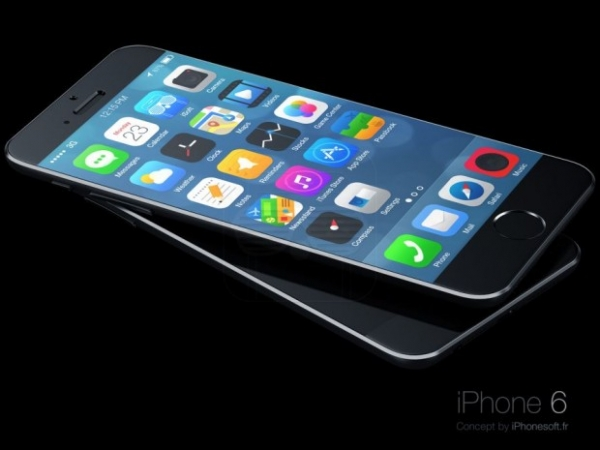 iPhone 6 French soft, iPhone 6 Concept, iphone 6, concept iphone, iphone concept