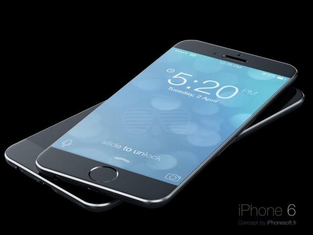 iPhone 6 Concept, iphone 6, concept iphone, iphone concept