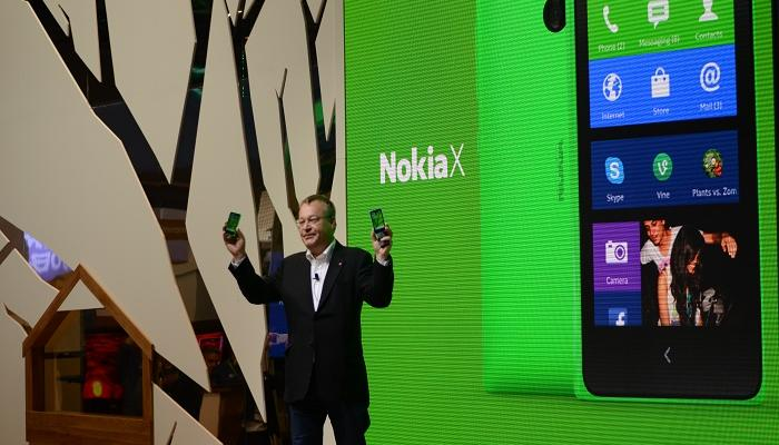 Nokia Announces X, X+ And XL Android Smartphones at MWC 2014 1