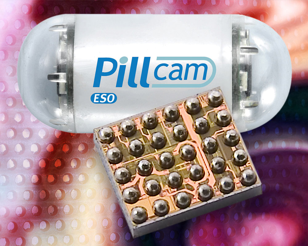 PillCam Is A New Endoscopy Camera That You Can Swallow 1