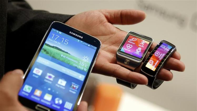 S5 and Gear 2