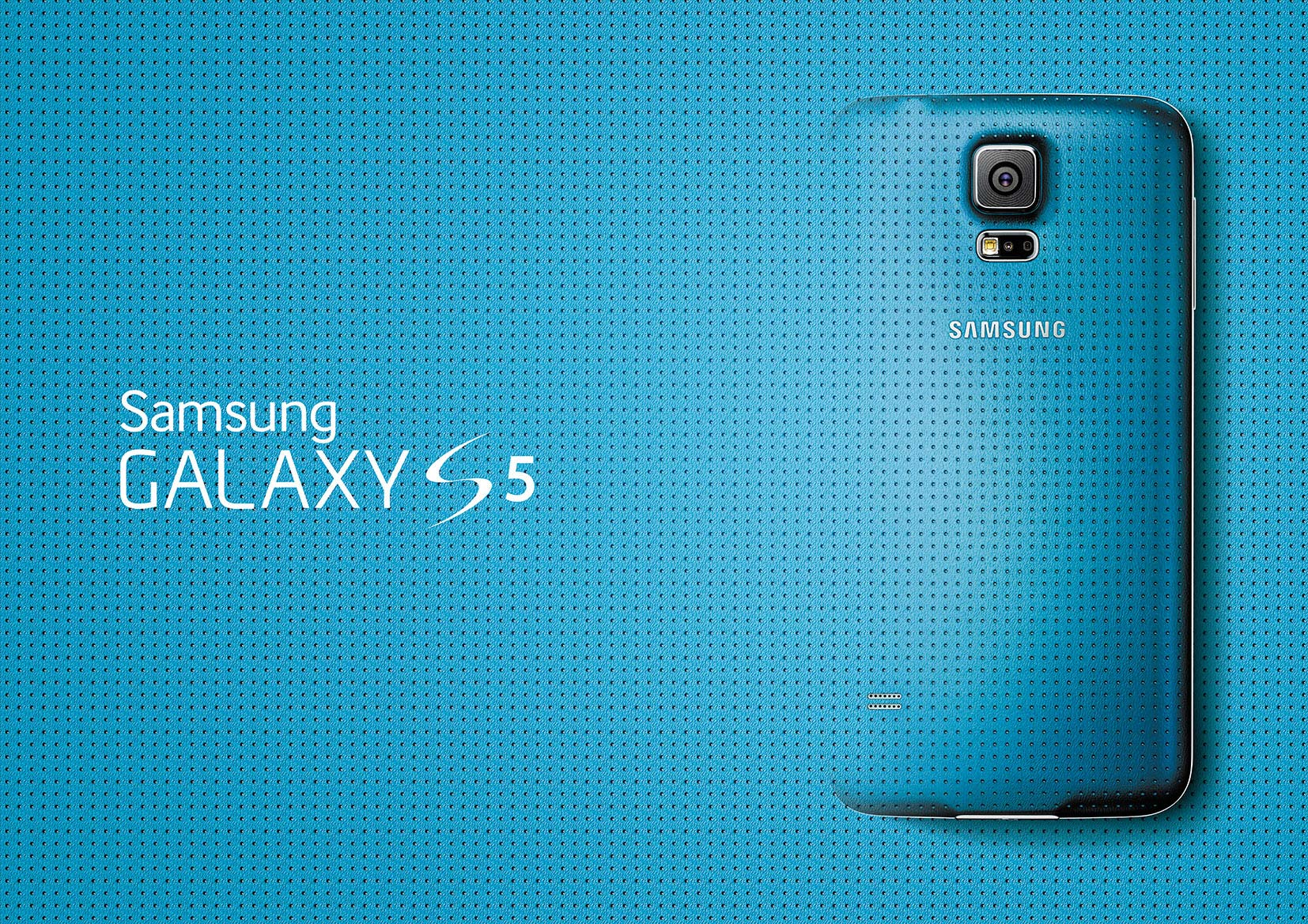 Samsung Unveils The Galaxy S5 - The New King Of Android Phones 1