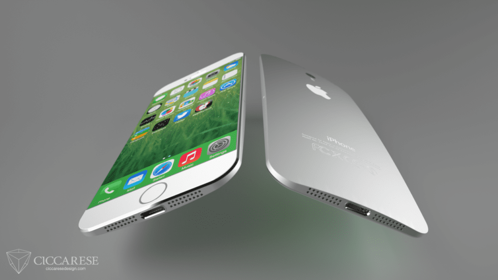 iPhone 6, iPhone 6 Concept, new iPhone 6 Concept, iphone 6, new iphone concept