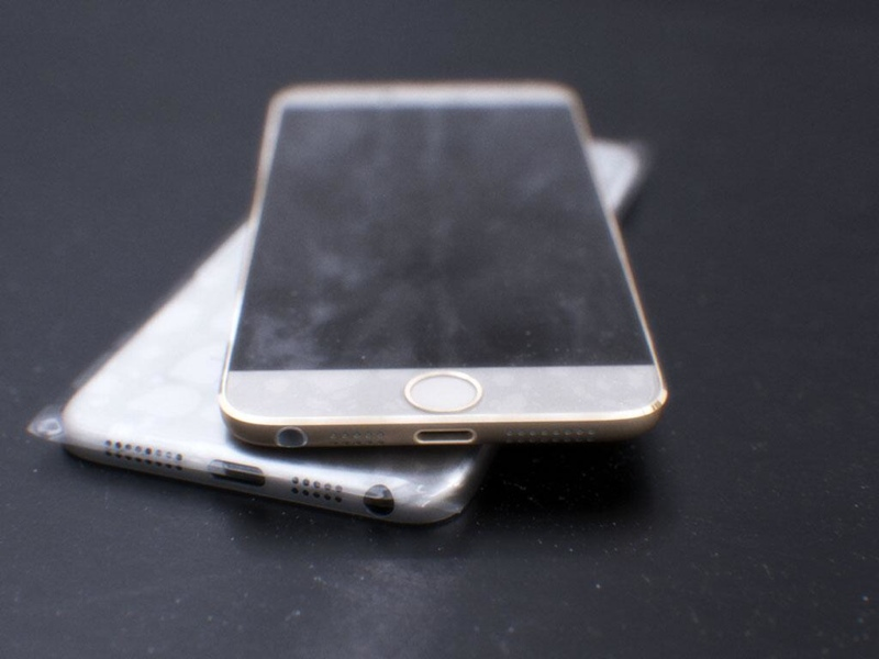This Might Be Your First Look At iPhone 6 [Photos] 1