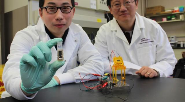 Glucose-based batteries, Glucose batteries