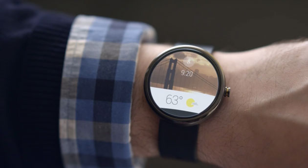 Google Announces 'Android Wear' - The Future of Android Smartwatches 1