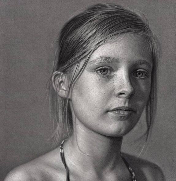 10 Photorealistic Portraits That Will Amaze You 1