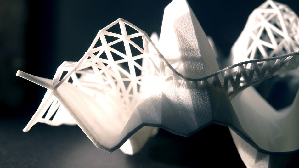 Artist Turns Your Brainwaves Into 3D-Printed Sculptures 1