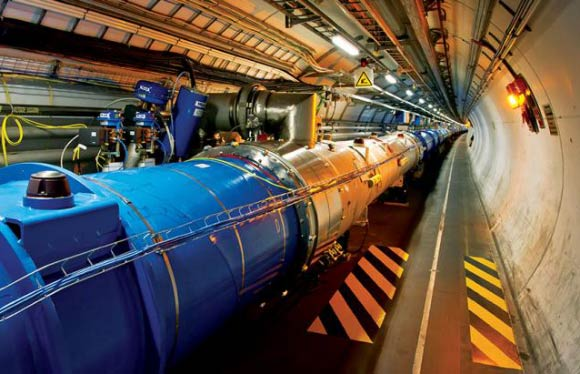 Large Hadron Collider Discovers a New Type of Matter: Exotic hadrons 1