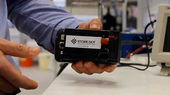 This Device Can Recharge Your Smartphones in 30 Seconds