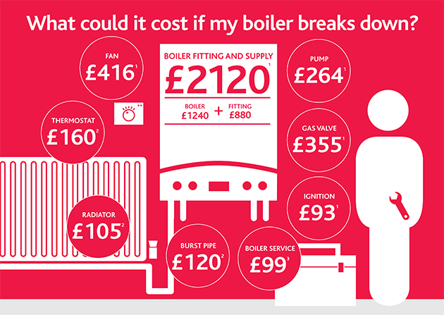 boiler infographic
