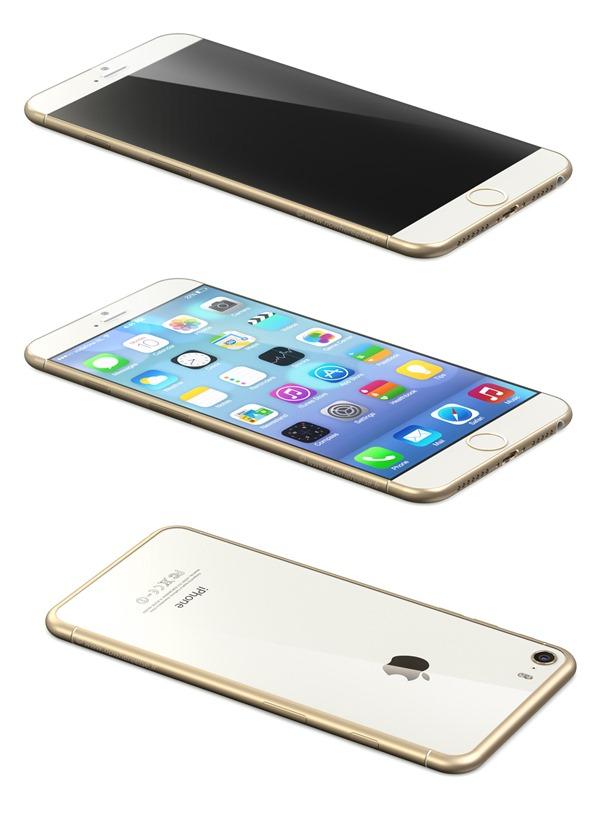 iPhone 6 Schematics, iPhone 6, Apple, iPhone 6 concept, smartphones, gadgets, iphone