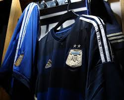 Argentina jersey 2