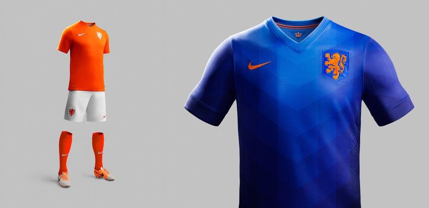 Netherlands world cup jersey