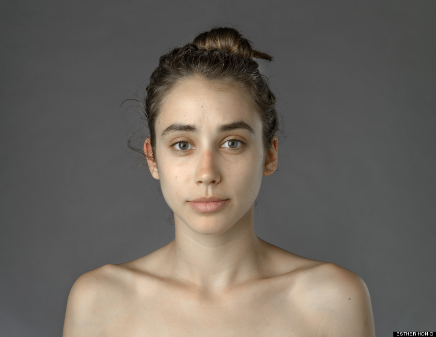 One Woman, 25 Photoshopped Versions To Examine Global Beauty Standards 1