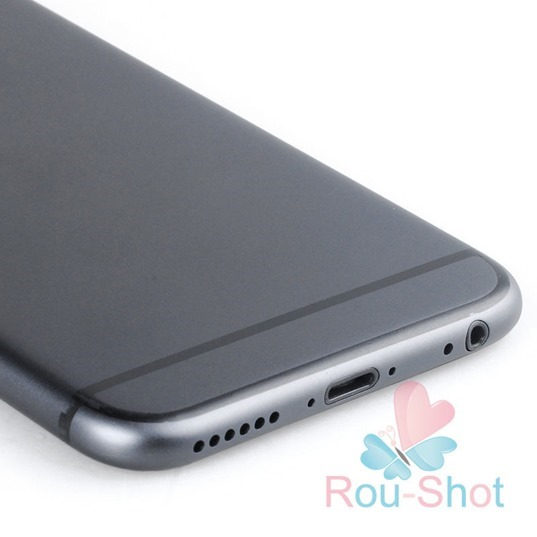 The Clearest Images We Have Yet of the Space Gray iPhone 6 1