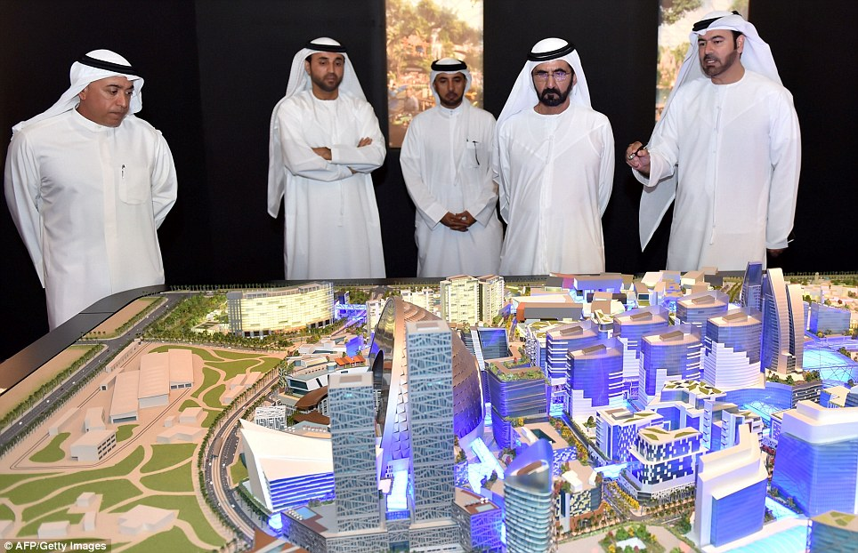 Dubai Plans to Build Biggest Mall on the Planet 1