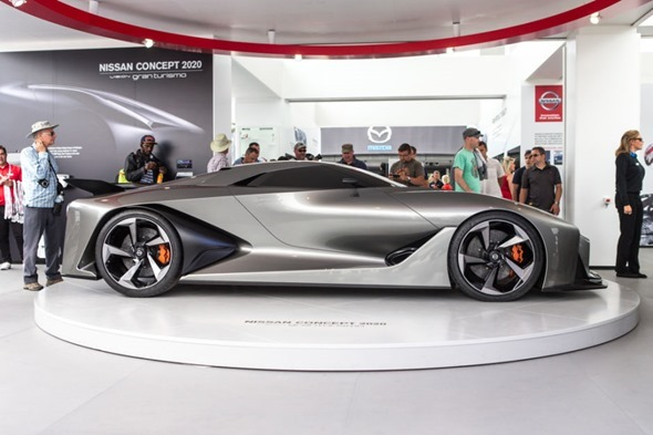 Nissan Turns 'Gran Turismo 6' Concept Car Into Reality 1